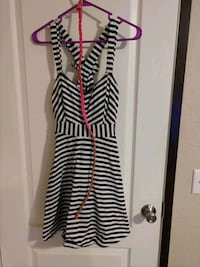 Striped Candie's dress Columbia, 38401