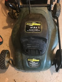 black Yard works lawnmower Milton, L9T 8N9