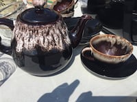 50+ year old tea set from Englans Milton, L9T 6T2
