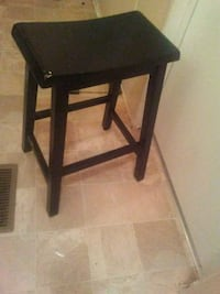 square black wooden side table Tallahassee, 32310