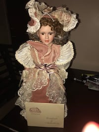 brown haired doll Lower Paxton, 17109