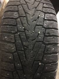 275/60/20 studded snow tires