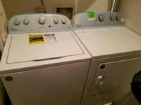 white washer and dryer set Dumfries