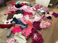 Toddler's assorted clothes Surrey, V3X 0B7