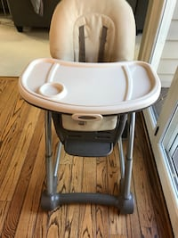 Graco high chair Aurora, 60564