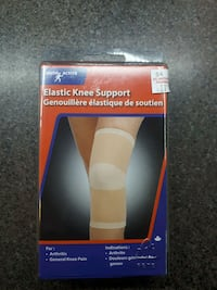 Size small elastic knee support