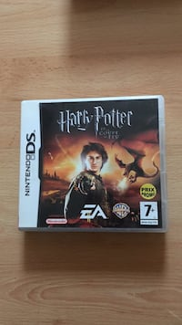 Jeu nintendo ds Harry Potter