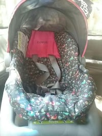 Baby girls car seat and carrier in one  Decatur, 62526