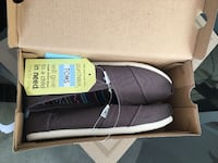 Brand New Toms Classic Ash size 8.0