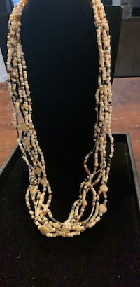 multi strand beaded necklace Riverside, 92504