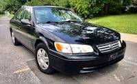 $2200 NON NEGOTIABLE ' Firm leather 2000' Toyota - Camry  Silver Spring
