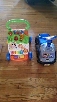 toddler's assorted learning toys Arlington, 22204