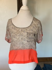 Lucca Couture Blouse Chesapeake, 23322