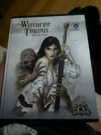 Witchfire trilogy collected edition  Calgary, T2G 0G4