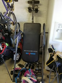 black and gray inversion table Glendale, 85310