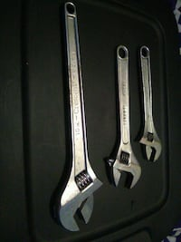three gray Crescent wrenches Norfolk, 23513