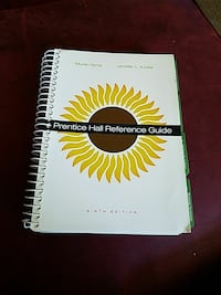 Instructors reference book, college level. New-ish Valparaiso, 46383