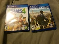 Ps4 games Charlotte, 28216