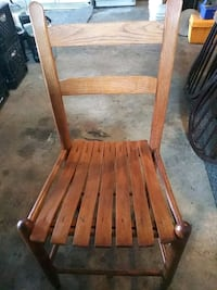 Childs chair oak Waldorf
