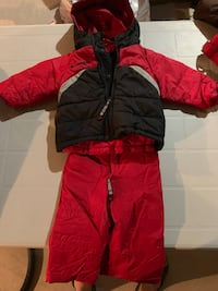 Baby toddler winter fall jackets snow suit lot Vaughan, L4L 3X2