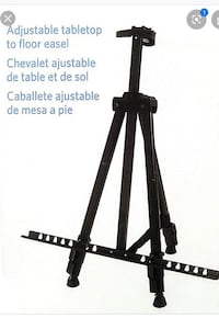 Artists loft easel extendable to 1.5m Vaughan, L4H 3V7