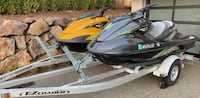 black and yellow personal watercraft Bellevue, 98004