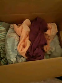 Baby clothes 0 to 3 months Barrie, L4N 3J1