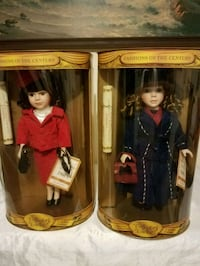 Collectable porcelain dolls Boston