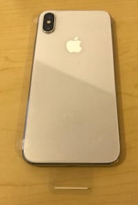 Apple iphone x  64 GB sliver  MILANO