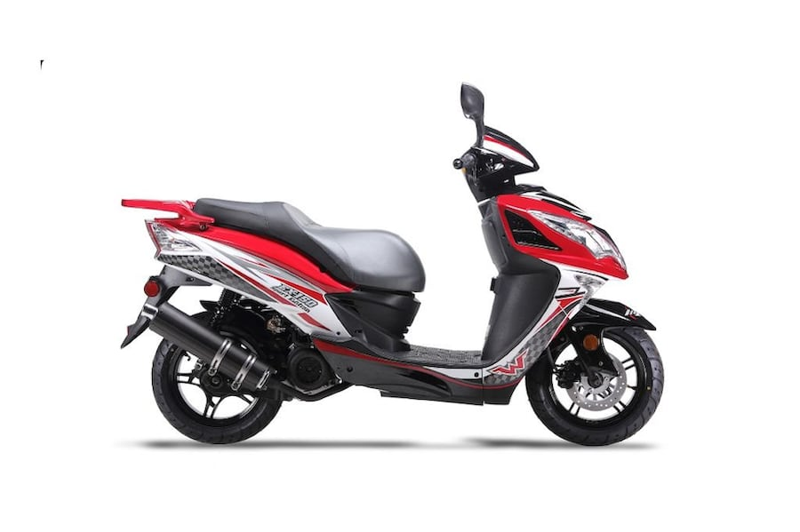 WOLF SCOOTER EX-150 SPORT 2019 1