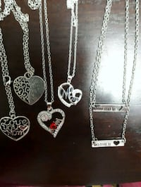 Mom necklace GIFTS. Prices vary  549 km