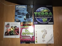 Brand New Board Games never been opened $100 for all! Lawrenceville, 30046
