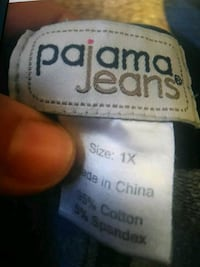 Jeans Manchester, 03104