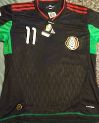 """Mexico Soccer Jersey """"small"""" Austin, 78753"""
