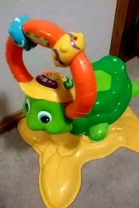 Vtech turtle bouncer lights up and makes noise Edinburg, 78542