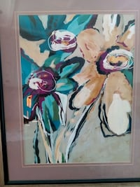 Floral painting Methuen, 01844