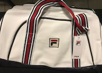 FILA Medium size Tennis Bag with Tennis Canada Logo