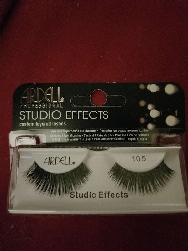 d42ad3959fb Used Ardell Studio Effects Eyelashes #105 for sale in New ...