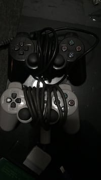 black Sony PS3 game controller Delta, V4C 1C3