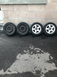 Selling 4 tires. Richmond Hill, L4E