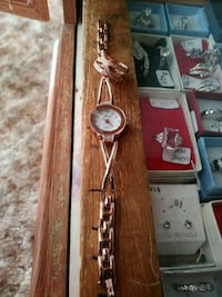 Rose Goldfilled14k CzDiamonds Watch and Ring Set s Albuquerque, 87109