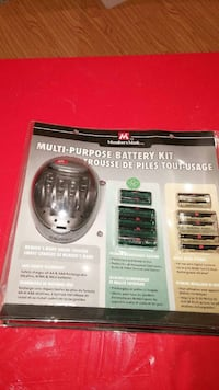 Battery recharge kit