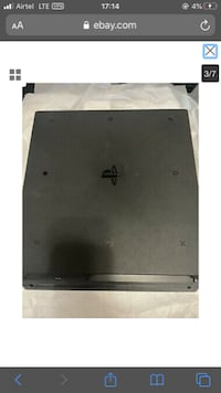 SONY PLAYSTATION 4 GAMING CONSOLE | 500GB | CUH-1115A | BLACK