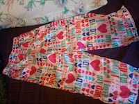 white, red, and blue fathers day pajama girls Windsor, N9A 6G3