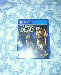 PS4 the walking dead new frontier Langley, V3A