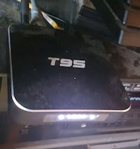 T95 Android box 3730 km