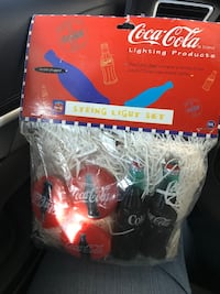 Coca cola lights from 1996 Oklahoma City, 73112
