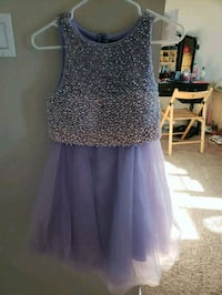 2 piece Purple/pink ombre dress Yelm, 98597
