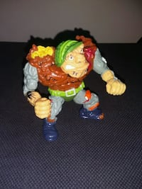 "Ninja Turtles ""Traag"" 1989 Action Figure Teşvikiye Mahallesi, 34365"