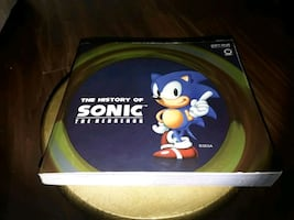 The History of Sonic the Hedgehog (Collectible)